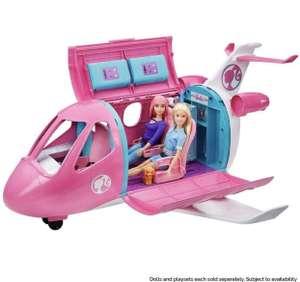 Barbie Avión de tus sueños (muñeca no incluida)