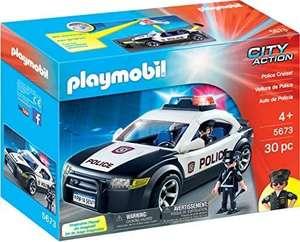 Playmobil coche de policia