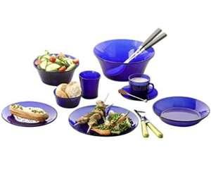 Vajilla 44 piezas Duralex color violeta