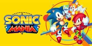 (Switch) Sonic Mania - Nintendo eShop