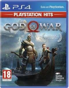 God of War y otros PlayStation Hits a 8,88€   Todos los AlCampo