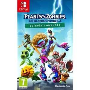 Plants vs Zombies Battle for Neighborville Nintendo Switch
