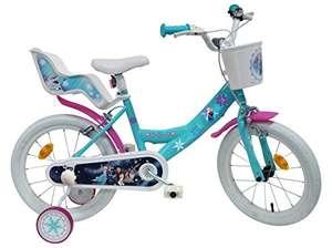 Bicicleta de 16 Pulgadas para niña Frozen