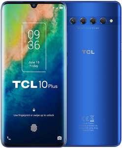 TCL 10 Plus 6GB - 256GB solo 149€
