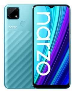 Versión Global realme Narzo 30A Smartphone 4GB 64GB Helio G85 6,5 PLAZA ESPAÑA