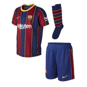 Equipación Nike FC Barcelona 20-21 Infantil | Tallas 3 a 6 años | Recogida ECI