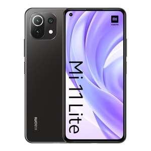 Xiaomi Mi 11 Lite 6 GB + 128 GB Boba black