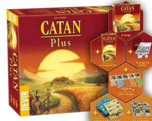 Catan Plus (Juego de Mesa)
