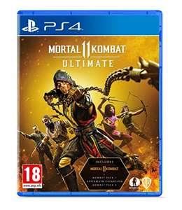 Mortal Kombat 11 Ultimate (PS4) - [Importación francesa]