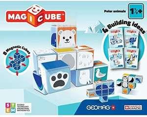 Magicube Juguete de construcción, Multicolor, 8 Piezas