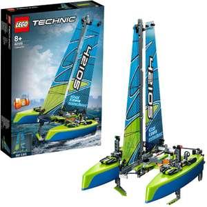 Lego Technic Catamarán solo 21.9€