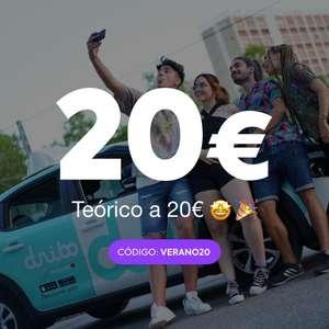 Teórico de conducir por 20€