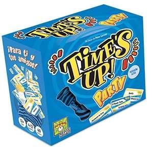 Time's Up! Edición Azul - Juego de Mesa