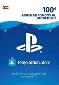 Tarjeta Playstation Network 100 EUR