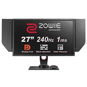 "Monitor gaming - BenQ Zowie XL2740, 27"" 1920x1080, 1ms, 240Hz, Negro"
