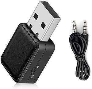 Adaptador Bluetooth 5.0 Transmisor y receptor