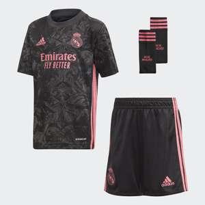Mini conjunto tercera equipación Real Madrid 20/21