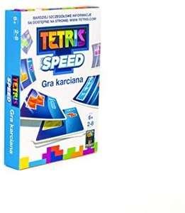 Tetris - Juego de cartas de velocidad