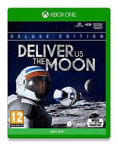 Deliver Us The Moon - Deluxe Edition -XBOX ONE , precio minimo