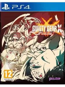 Guilty Gear Xrd Revelator (PS4)