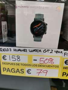 Huawei GT 2 en Carrefour los Rosales en el Outlet