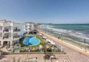 Mallorca: hotel 4* + vuelos 112€