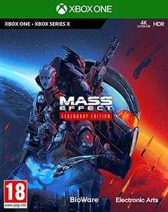 Mass Effect Legendary Edition | Amazon | En PS4 / XBOX