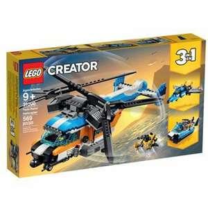 Lego Creator helicoptero 31096