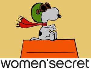 Recopilación Articulos Snoopy en Women´Secret