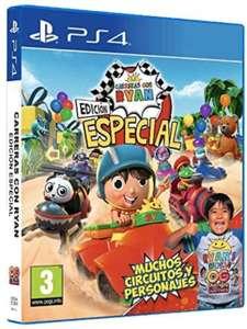 Carreras Con Ryan Edición Especial (PS4)