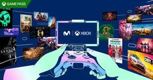 XBOX & MOVISTAR: GAMEPASS ULTIMATE + 20GB POR 13€/MES