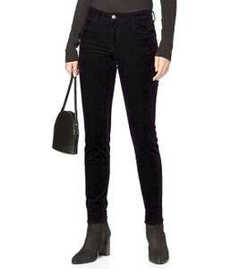 Jeans skinny Wrangler Corduroy mujer talla 32W/28L (42 corto)