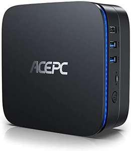 Mini PC,Windows 10(64 bits) Procesador Intel Celeron Apollo Lake J3455