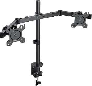 Soporte monitor Doble brazo solo 12€