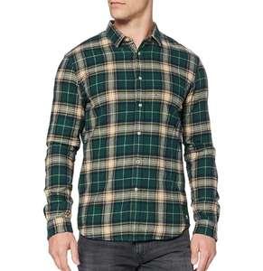 Camisa algodón Tom Tailor hombre talla XL.
