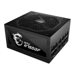 MSI MPG A750GF 750W 80 Plus Gold Modular