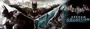 Batman Arkham Collection (Xbox One - Series X S)