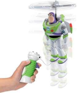 Buzz Lightyear Volador radiocontrol 9.9€
