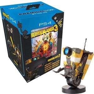 Premium Box Pack Borderlands 3 PS4 + Cableguys Claptrap + Cable MicroUSB 2m