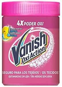 Vanish Oxi Action Quitamanchas lavadora, fórmula sin lejía - 450 gr
