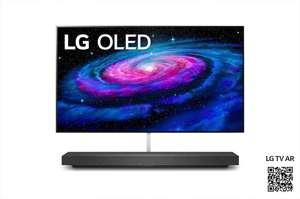 "TV LG OLED 65"" ultrafina [4k, HDMI 2.1, Smart TV WebOS 5.0, HDR10, DolbyAtmos OLED65WX9"