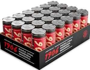 Cerveza 1906 Red Vintage Pack 24x33cl latas [Al Tramitar]