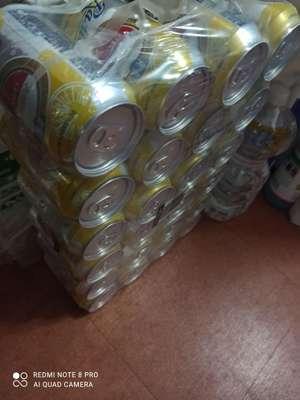 Cerveza radler Amstel en Family Cash Alcalá de Guadaíra