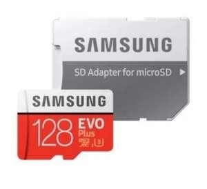 Samsung EVO Plus 2020 128GB MicroSDXC Clase 10 UHS I