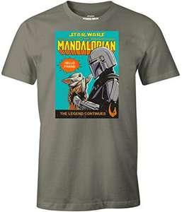 Camiseta de hombre Star Wars – The Mandalorian ,talla M