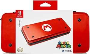 Hori - funda rigida aluminio Super Mario o zelda (Nintendo Switch)