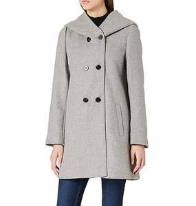 Abrigo corto con capucha Springfield mujer talla 40 (otra foto en descripción)