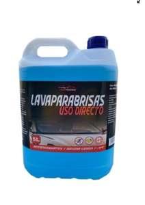 2x Lavaparabrisas 5L (Recogida gratis en tienda)