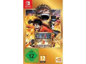 One Piece Pirate Warriors 3 (Deluxe Edition) Nintendo Switch en Media Markt (eBay)