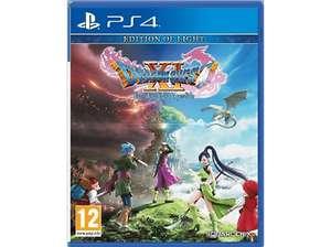 Dragon Quest XI PS4 en Media Markt (eBay)